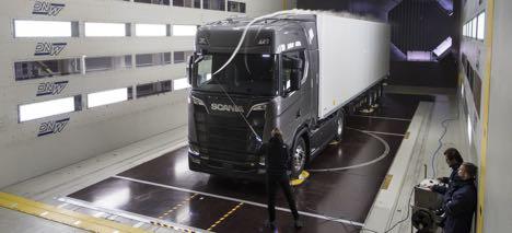 Scanias nye lastbilprogram er blevet endnu mere str�mlinet