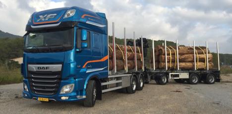 Hollandsk lastbilproducent opnåede gode resultater i 2017