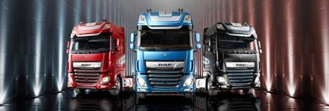 Hollandsk lastbilvirksomhed har eksisteret i 90 år