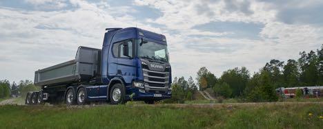 Scania lancerer ny 13-liters motor med 540 hestekræfter