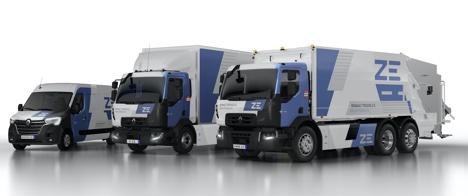 Fransk lastbilproducent udvider sit elektriske spekter