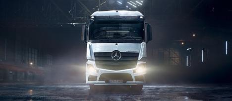 Tysk lastbilproducent fremfører nyt førerhus