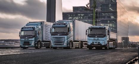 Lastbilproducent er klar til at sætte strøm til en stor del af godstransporten