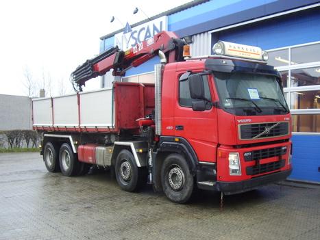 brugt lastbil